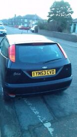 53 plate ford focus automatic