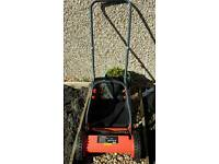Lawn Mower - Sovereign Push Cylinder