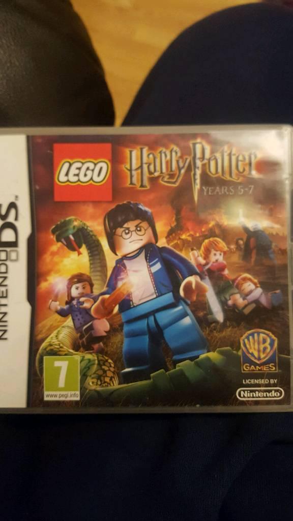 Lego harry potter nintendo ds