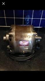 Industrial motor light