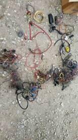 Escorts mk1/2 wiring loom