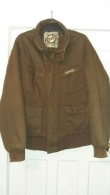Animal Mens Coat - Medium