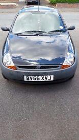 Ford KA 2006 1.3L 63,000 Miles Ideal first car