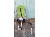 Hamax Kiss Child Bike Seat, Plus Small Frame Mounting Bracket £25