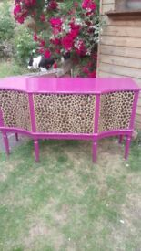 Vintage good quality sideboard, upcycled to highest standard light up any room £250