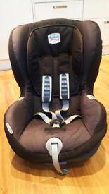 Britax Romer Duo Plus car seat