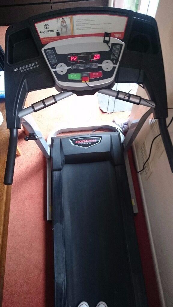 Treadmills Horizon Fitness T941 In Leicester