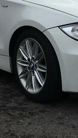 BMW 1 series M Sport Wheels