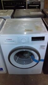 BOSCH Serie 4 Washing Machine - White new ex display