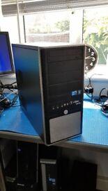 Viglen Genie DX68SO Intel Corei7 950 3.06GHz 8GB DDR3 1TB HDD Quadro 4000 WIN7