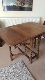 Vintage / antique dining table