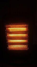 halogen heater 1600 W wl 42002 little used