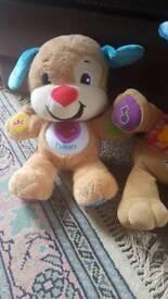 Two kids teddys