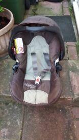 Graco car seat 💺