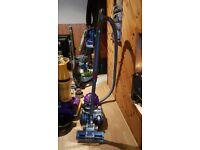 purple dyson dc32 animal vacuum cleaner tools bagless 1 week guarantee no texing phone o