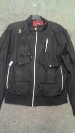 Luke designer jacket