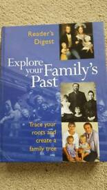 READER'S DIGEST EXPLORE YOUR FAMILY'S PAST