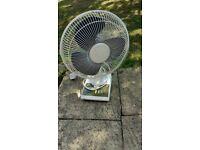 oscillating fan 3 speed