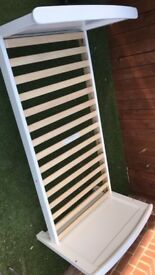 Silvercross cot/ toddlers bed