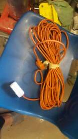 Approx 50 feet long extension wire