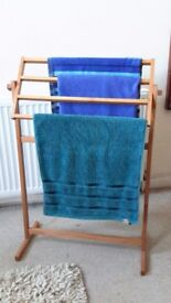 Bathroom airer