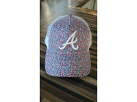 New Era Cap, Liberty Print, Originally From tReds, Nerver Worn, £7