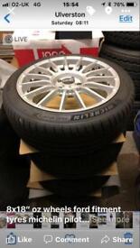 Tyres & wheels l