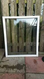 Double glazed window in perfect condition