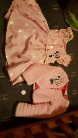 Girls age 4 Minnie outfit