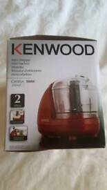 Kenwood mini choper