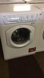 LOVELY 6 KG HOTPOINT WASHER / WASHING MACHINE🇬🇧🇬🇧🌎🌎