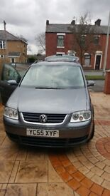 Car for sale 7 seater VW TOURAN