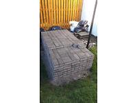 Mono Block Bricks, Second Hand, plus Sand for sale
