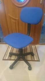Bedroom or office swivel chair