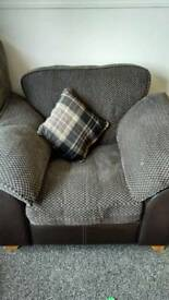 Dfs large arm chair