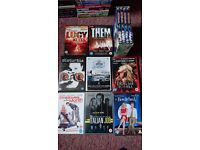 Mixed DVD Lot for Sale - Most used, Some Sealed - Collection, Clearance