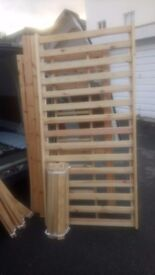 Solid pine bunk bed by thurka