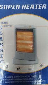 Halogen Heater / Fire