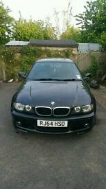 Breaking BMW E46 2004 MSPORT