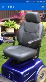 mobility scooter seat only