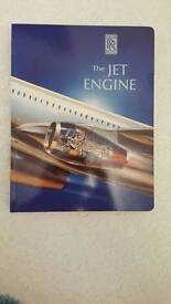 "Rolls Royce ""The Jet Engine"""