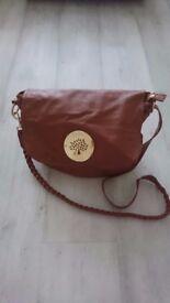 Brown Designer Look Bag
