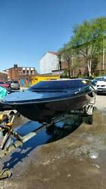 Picton GTO speed boat 15 foot