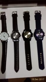 GENTS WATCHES (VARIOUS)