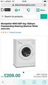 Washing machine *New*