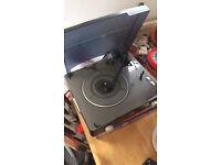 GPO Vinyl Record Player
