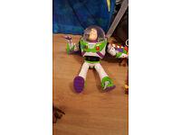 Fighting Buzz lightyear