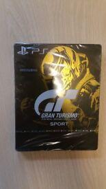 Gran Turismo: Sport Steel Book Edition PS4