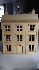 Gorgeous Wooden Dolls House
