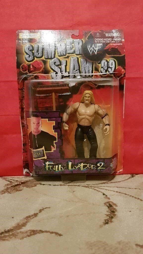 WWE / WWF Test Figure Toy